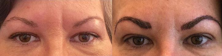 eyebrow makeup suwanee