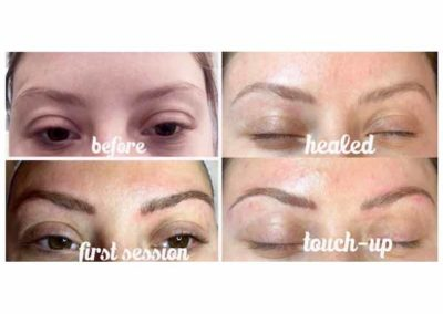 georgia eyebrow makeup